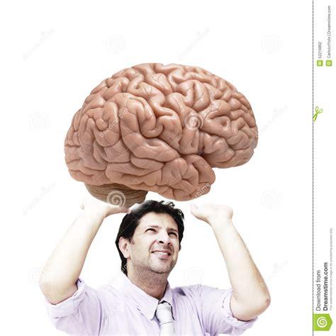Heavy Knowledge Stock Photo Image 52216862 Big Brain Pricing