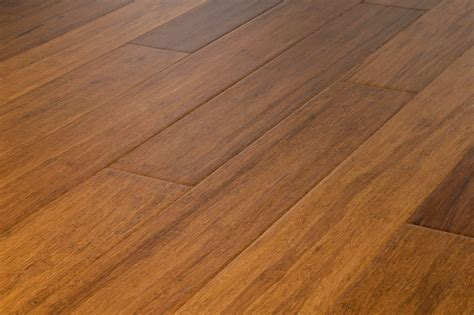 Engineered Bamboo Flooring Yanchi Bamboo Engineered Handscraped Collection Carbonized