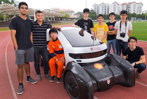 electric boat orientation students in singapore use 3d printing to create a pair of