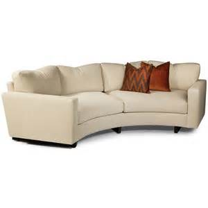 Curved Sofas Uk Clip Curved Sofa Contemporary Sofas Other Metro By T Polyvore