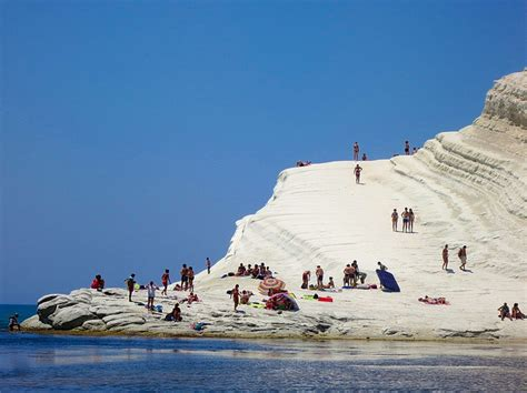 scala dei turchi porto empedocle agrigento sicily on web
