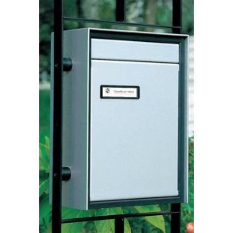 cassette portalettere da esterno cassetta posta passante da appendere posteriore 10 380