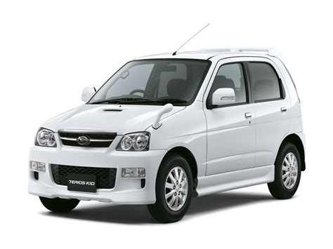 daihatsu terios fuel consumption figures daihatsu terios mpg autos post