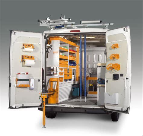scaffali per furgoni fai da te order system 174 allestimento veicoli commerciali ascom