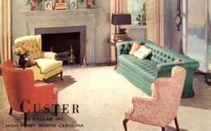 wealthy 1960s living room retro vintage