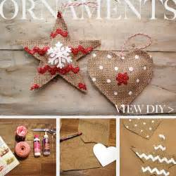 41 diy christmas ornaments to make your tree one of a kind