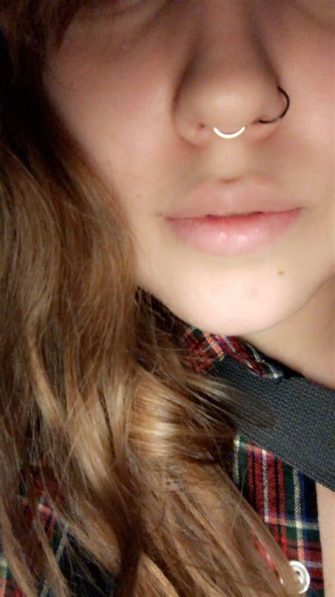 nose piercing       wild