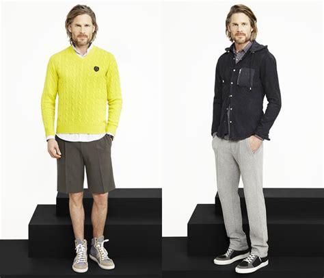 Designers Start Menswear Season In by The Kooples Sport 2013 Summer Mens Lookbook Denim