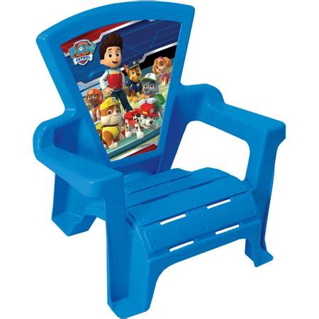 Adirondack Chairs Only by Only Paw Patrol Adirondack Chair Walmart