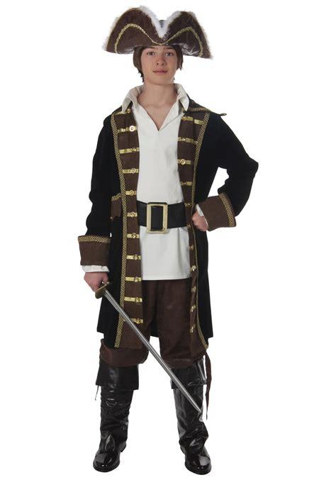 boys pirate ship mate deck caribbean childs realistic pirate costume