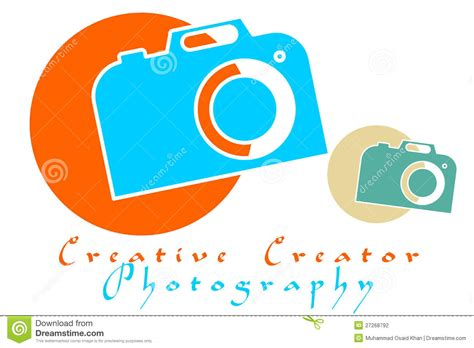 Camera Logo Stock Photography - Image: 27268792 Free Digital Clip Art Maker