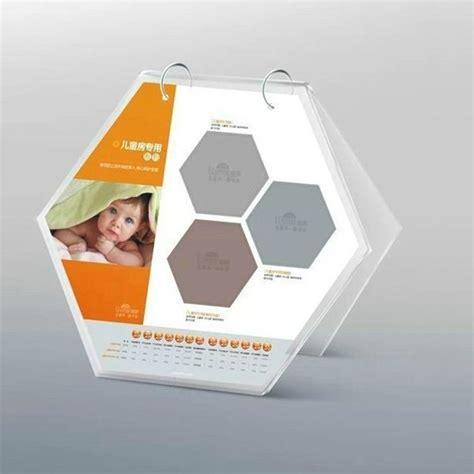 acrylic desk calendar display capabilities and case show