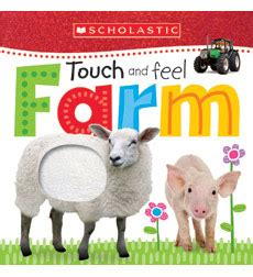 farm touch and feel books touch and feel farm by scholastic