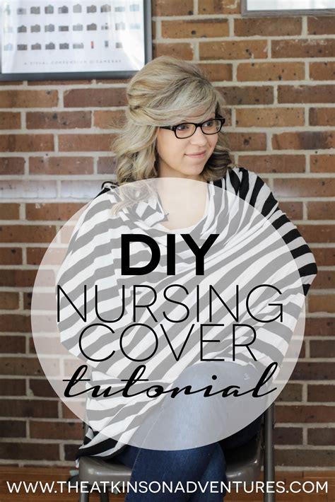 Handmade Nursing Cover - the atkinson adventures diy 2 in 1 nursing cover