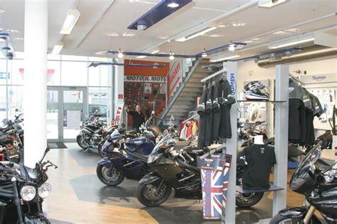 Triumph Motorrad Händler Wien by Triumph World Store Wien Nord Motorrad Fotos Motorrad Bilder
