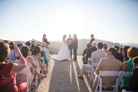 reasonably priced wedding venues in northern california california cliffs wedding
