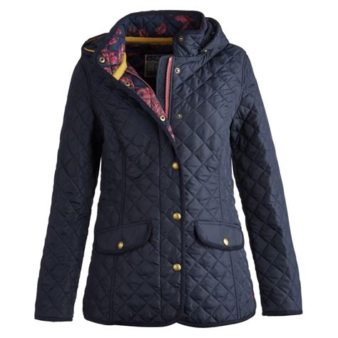 Joules Quilted Jackets joules marcotte quilted jacket