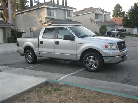 2007 ford f150 crew cab siouxicidal 2007 ford f150 supercrew cab specs photos