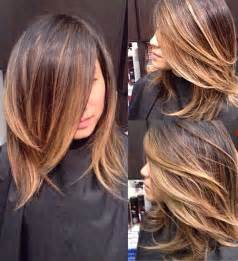 medium length hair with ombre highlights 20 best short to medium length haircuts short hairstyles