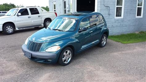 2001 Chrysler Pt Cruiser Limited Edition by 2001 Chrysler Pt Cruiser Limited Edition Thorp Auto