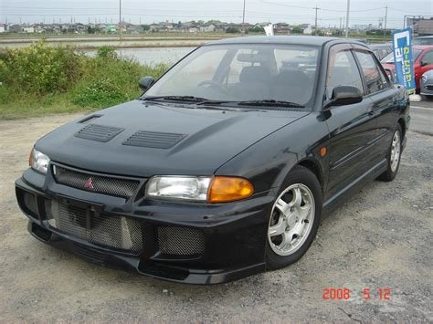 used mitsubishi lancer mitsubishi lancer evolution 1993 used for sale