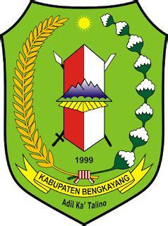 logo kabupaten bengkayang kumpulan logo indonesia