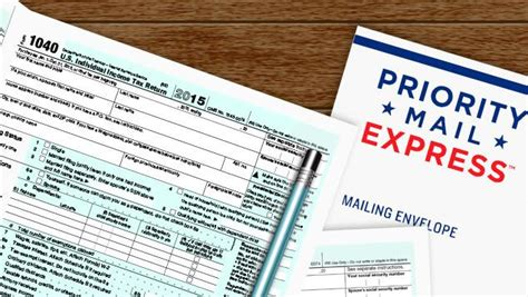 Irs Portland Office by Mailing Your Tax Return Usps