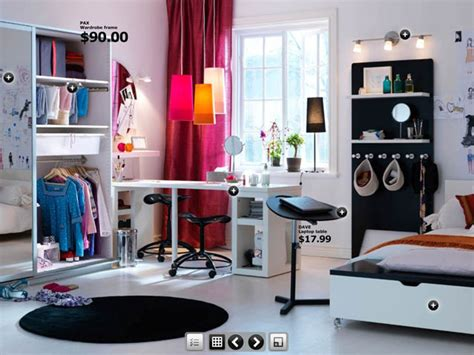 ikea teenage bedroom dorm room inspirations from ikea