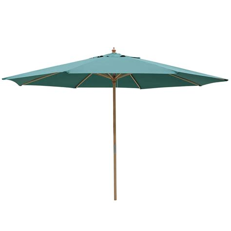 13 patio umbrella 13 foot market patio umbrella outdoor furniture green