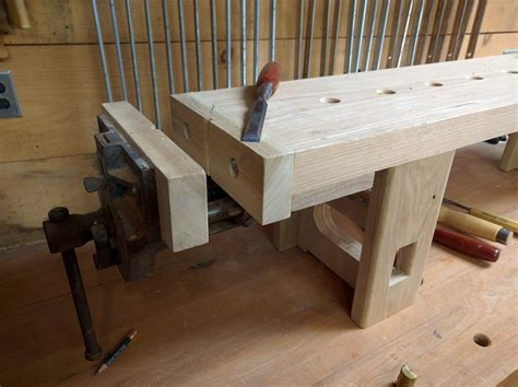 benchtop bench  toddbeaulieu  lumberjockscom