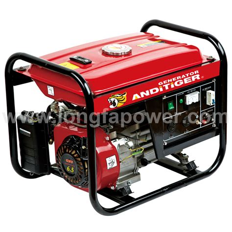 china 3kw gasoline electric generator for home use photos