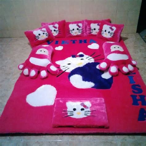 Karpet Karakter Set search results for boneka hello kitty calendar 2015