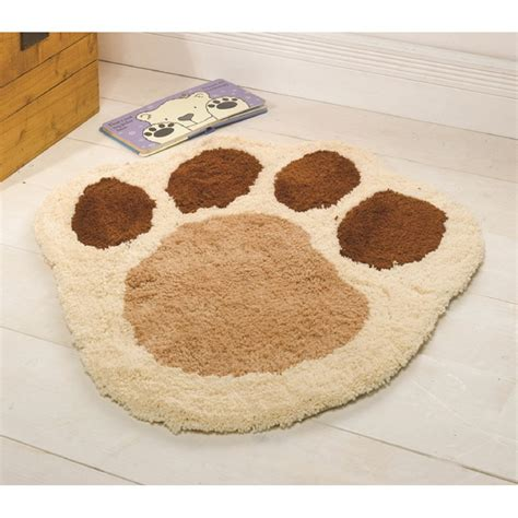 Cow Print Rug For Nursery Nursery Puppy Paw Natural Rug Only Available At Carpet
