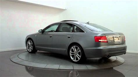 Audi A6 4 2 Specs by Audi A6 4 2 2007 Auto Images And Specification