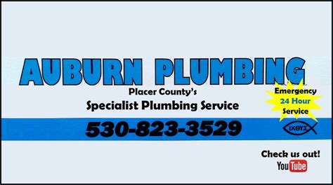 Plumbing Company Reviews by Auburn Plumbing Co 42 Reviews Plumbers Auburn Ca