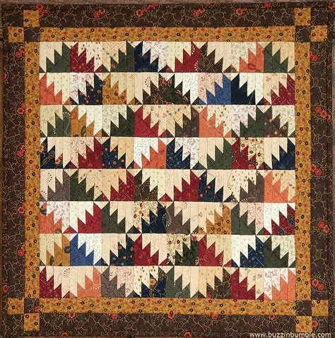 quilt pattern delectable mountains buzzinbumble delectable mountains mini blogger s quilt