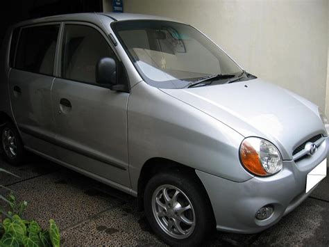 Hyundai Atoz Glx 2003 jual hyundai atoz glx 2003 pusat mobil