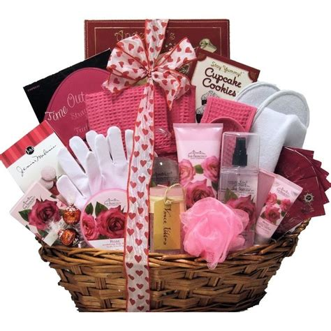 birthday gift basket ideas for her yspages com