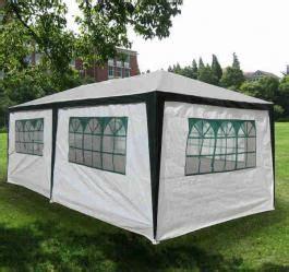 tende strane baštenska tenda sa 6 bočnih strana 3 x 6m 6 bočnih zidova