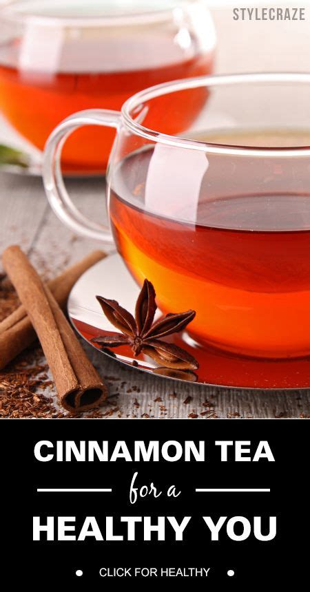 Cinnamon Detox Tea by 25 Best Ideas About Benefits Of Cinnamon Tea On