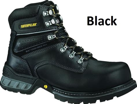 Sepatu Caterpillar Delta Injection Safety 3 caterpillar cat foundation mens steel toe work safety