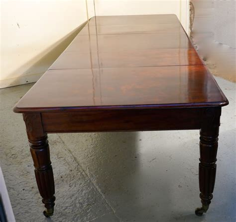 Dining Table For 16 10ft William Vi Mahogany Extending Dining Table Seats 16 Coma Frique Studio C28863d1776b