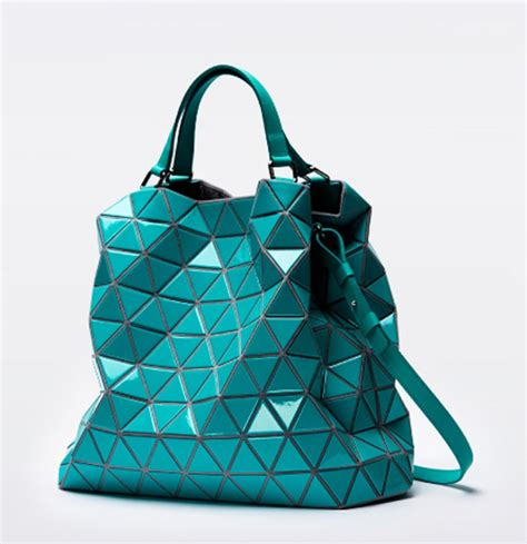 Bao Bao By The Way With Mini Pouch bao bao issey miyake 2way bag emerald best deal baobao from japan new ebay