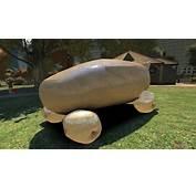 Grand Theft Auto IV  Potato Car MOD HD YouTube