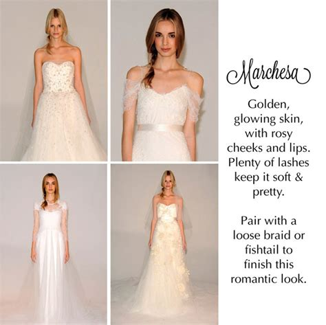 hair and makeup nyc 8 bridal beauty trends hot off the runway