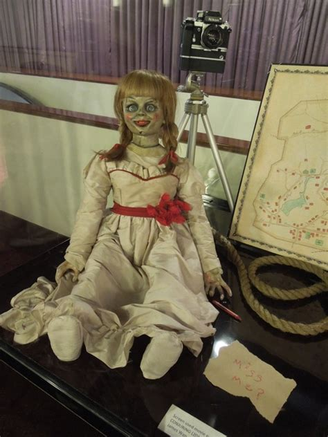 annabelle doll sale costumes and props the conjuring screen