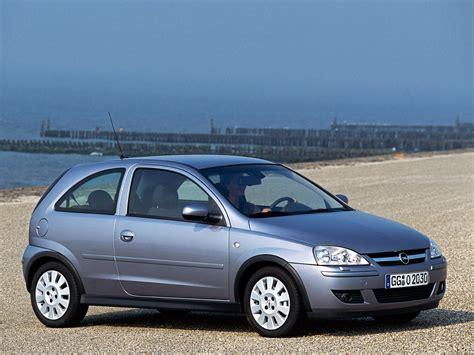 Opel Corsa C by Opel Corsa C 2003 2006