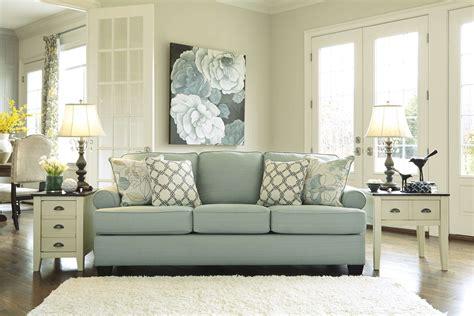 ashley furniture seafoam couch signature design by ashley daystar seafoam sofa
