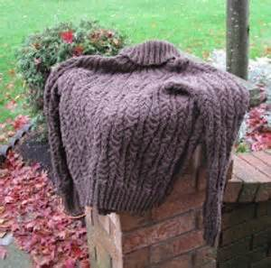Sweater Rajut Cable Saku Series Knitted Sweater Winter Sweater mossy cables turtleneck sweater allfreeknitting