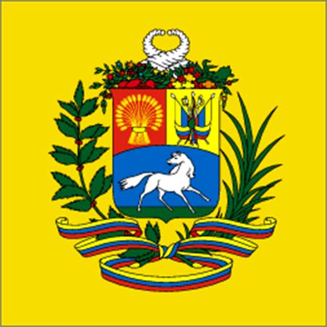 imagenes del escudo de venezuela actualizado historia de la bandera y el escudo de venezuela con el